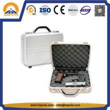 Aluminum Premium Military Gun Case for Shotgun (HG-5203)